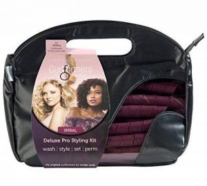 Curlformers Deluxe Range Styling Kit Spiral Curls for Extra Long Hair by Hair Flair de la marque Curlformers image 0 produit